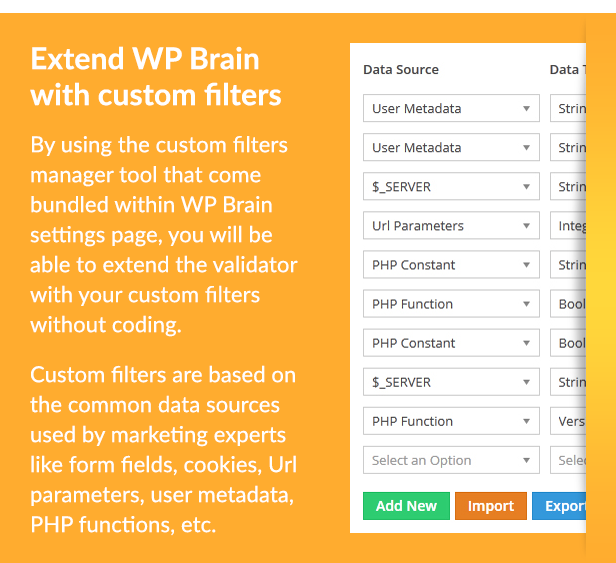 WP Brain - A Brain for Your WordPress WebSite 5